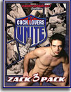 Cock Lovers Unite 3-Pack
