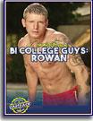 Bi College Guys: Rowan