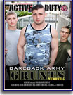 Bareback Army Grunts 5
