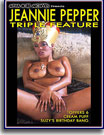 Jeannie Pepper Triple Feature