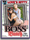 White Boss Butch On Teen