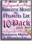 Legends of Porn: Bridgette Monet and Hyapatia Lee 10-Pack
