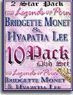 Legends of Porn: Bridgette Monet and Hyapatia Lee 10-Pack