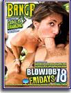 Blowjob Fridays 18