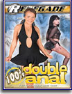 100% Double Anal