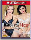 Naughty N' Nice in Lingerie