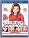 Amateur Introductions 22