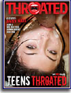 Teens Throated
