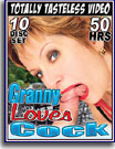 Granny Loves Cock 50 Hrs 10-Pack