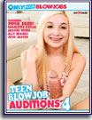 Teen Blowjob Auditions 4