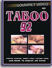 Taboo 92