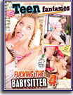 Fucking The Babysitter 4