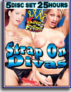 Strap On Divas 25 Hours 5-Pack