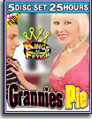 Grannies Pie 25 Hours 5-Pack