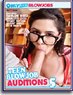 Teen Blowjob Auditions 5