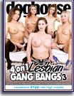 4 On 1 Lesbian Gang Bangs 3