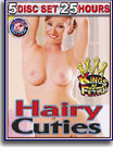 Hairy Cuties 25 Hours 5-Pack