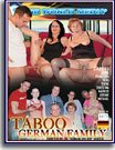 Taboo German Family
