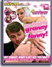 Grabbing Granny By The Fanny