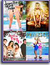 Skow For Girlfriends Films 6 4-Pack