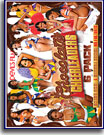 Chocolate Cheerleaders 6-Pack