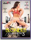 Blondes Licking Brunettes 3