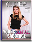 Young Anal Sabotage