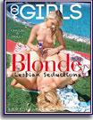 Blonde Lesbian Seductions
