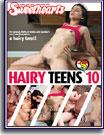 Hairy Teens 10