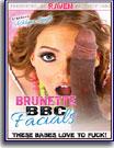 Brunette BBC Facials