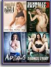 Skow For Girlfriends Films 8 4-Pack