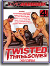 Twisted Threesomes