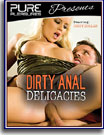 Dirty Anal Delicacies