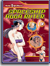 Anime Hot Shots Spaceship Agga Ruter 3