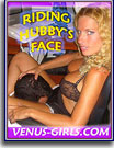 Riding Hubby's Face
