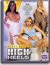 Golden High Heels 3