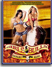 Girls On Bulls Desert Heat