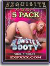 Monster Booty 5 Pack