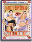 Battle of the Superstars Hypatia Lee Vs Victoria Paris