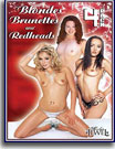 Blondes Brunettes and Redheads 4 Pack