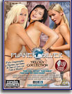 Planet Silver Trilogy Collection