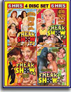 Freak Show 4 Pack