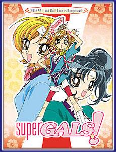 Super Gals 4