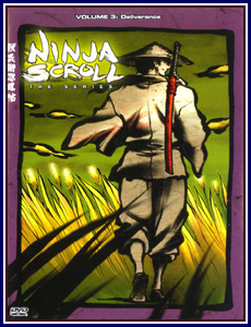 Ninja Scroll The Series 3