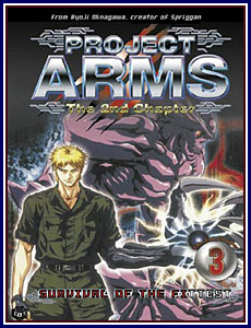 Project Arms The Second Chapter 3