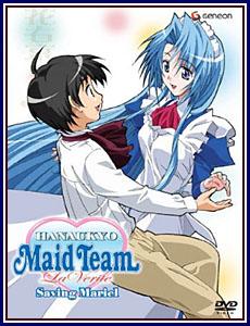 Hanaukyo Maid Team 3