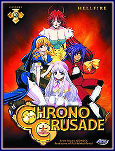 Chrono Crusade 7