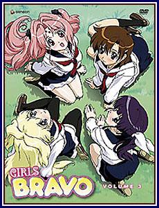 Girls Bravo 3