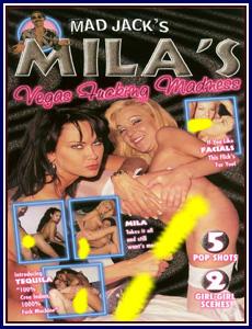 Mila's Vegas Fucking Madness