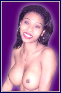 Black female pornstar aniya